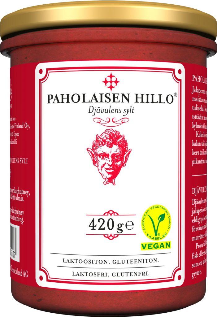 Puljonki Paholaisen Hillo 420 g (G, L, M, V)