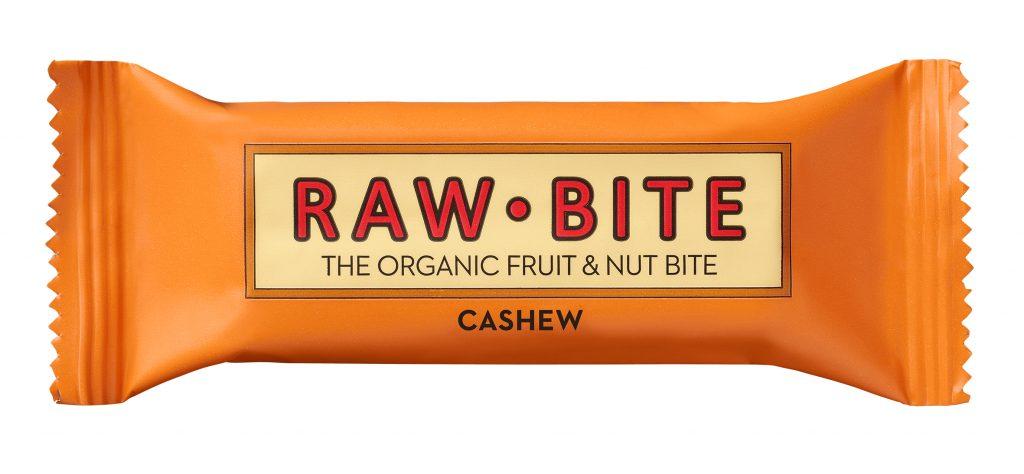 Rawbite Cashew Patukka Luomu 50g (G,L,M,V)