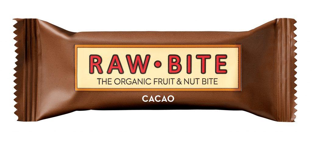 Rawbite Raw Cacao Patukka Luomu 50g (G,V)