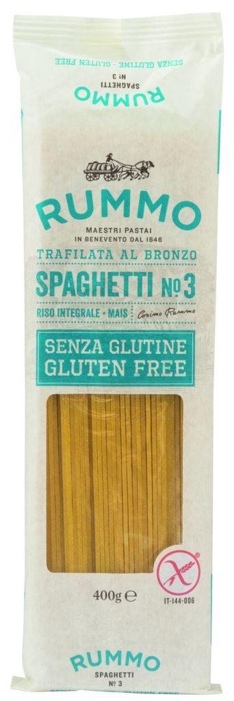 Rummo Spagetti Gluteeniton 400g (G)