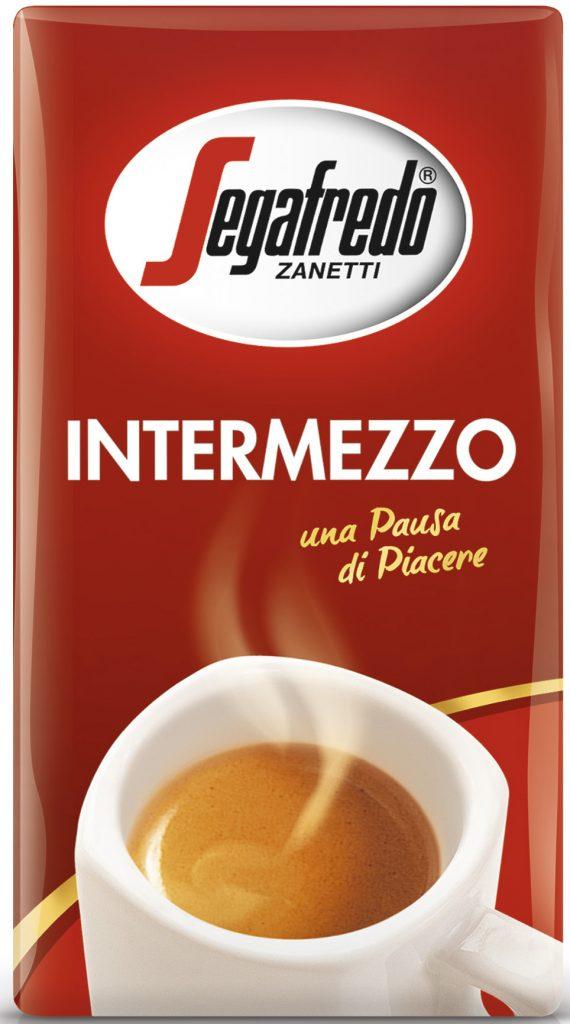 Segafredo Intermezzo Espresso Kahvi 250g