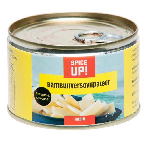 Spice Up Bambunversoviipaleet 225g