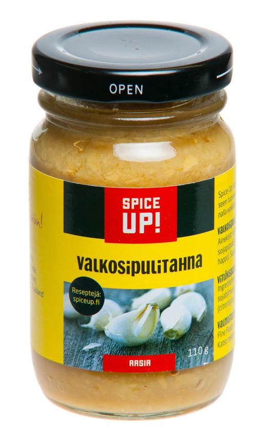 Spiceup Valkosipulitahna 110g (G,L,M)