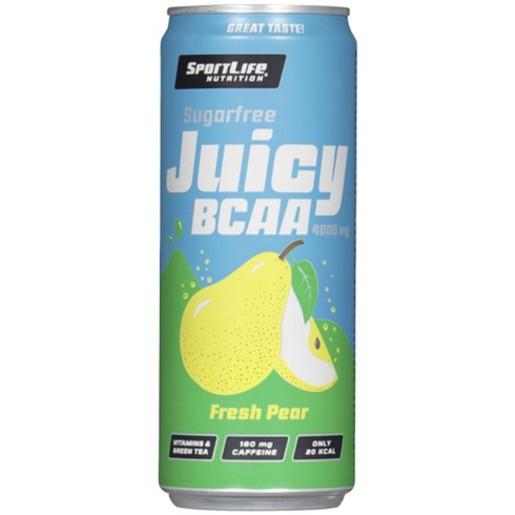 Sportlife Juicy Bcaa Sitruuna Lime 330ml tlk