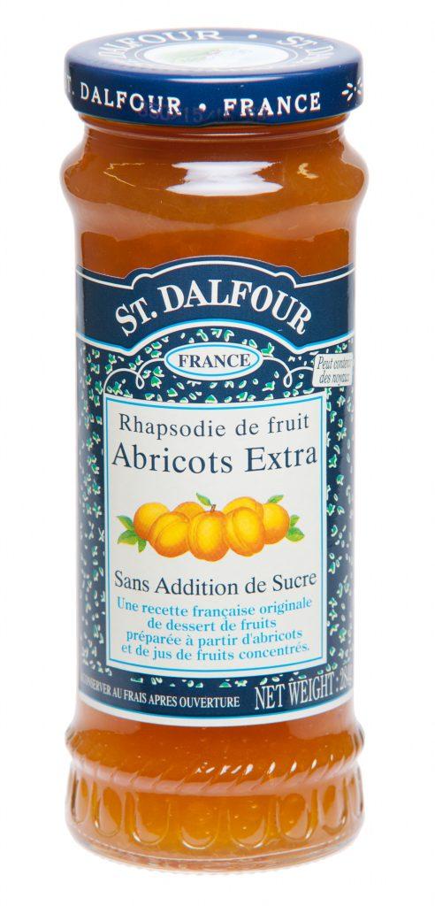 St. Dalfour Aprikoosihillo 284g