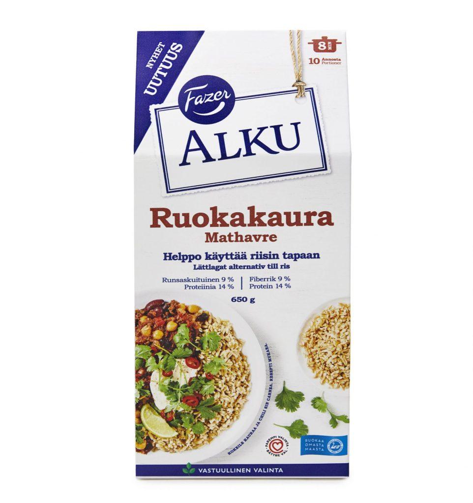 Fazer Alku Ruokakaura 650 g